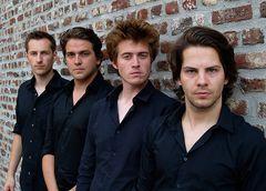Fotoshooting mit dem Signum Saxophon Quartett VII