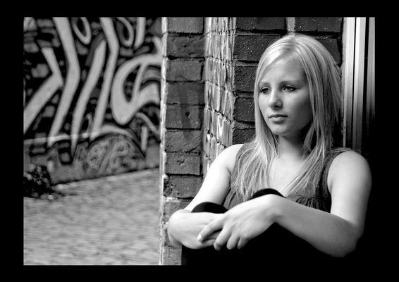 Fotoshooting mit Janna Juni 2009