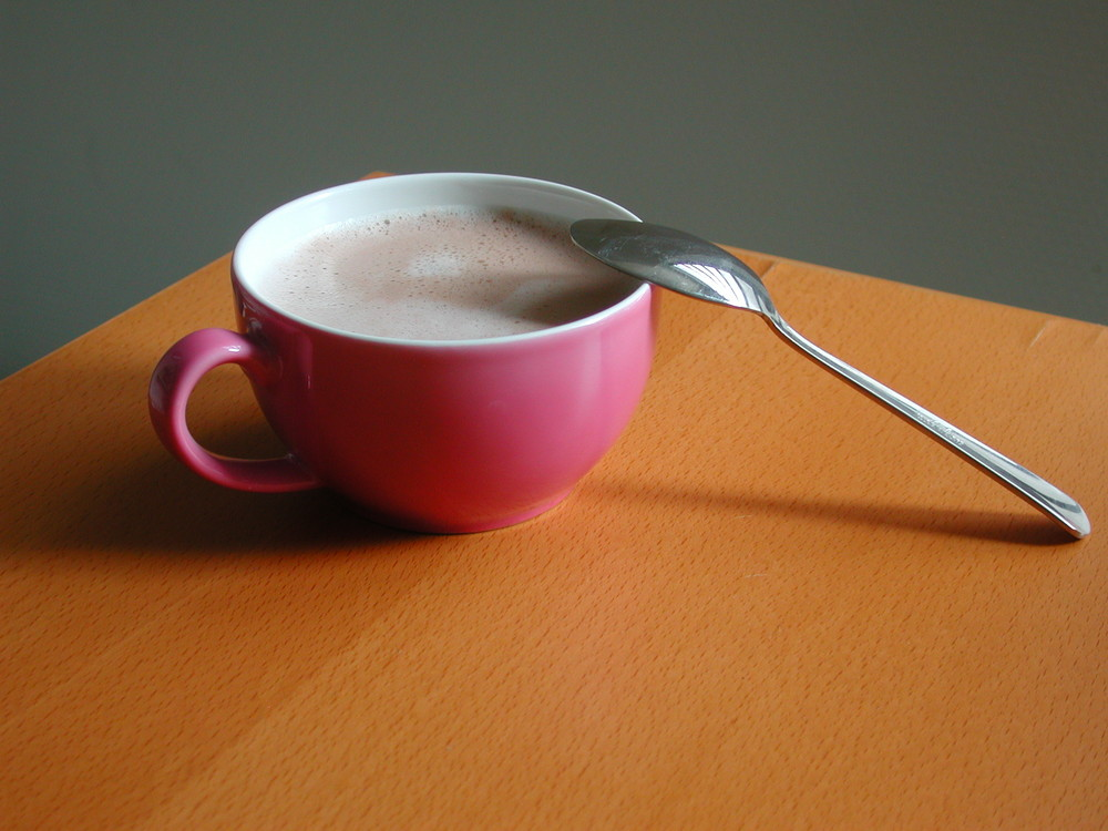 Fotoshooting mit Kakao