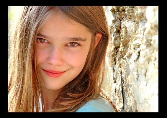 Fotoshooting mit Nicole und Jessica im August 2009