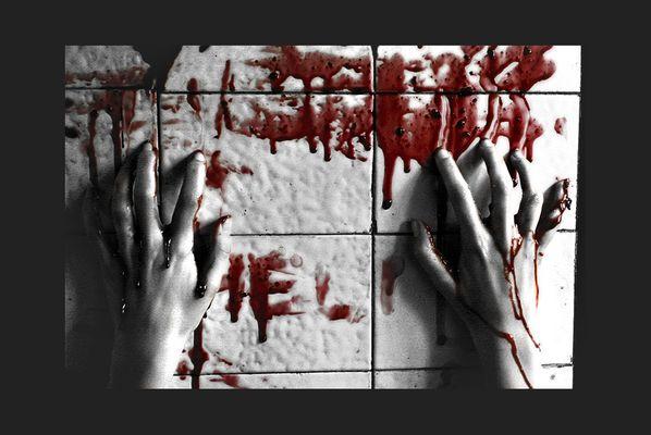"""Fotostoria: """"Il male dentro"""" - 10. HEL..."""