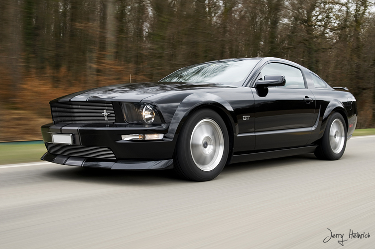 Fotostrecke Mustang....