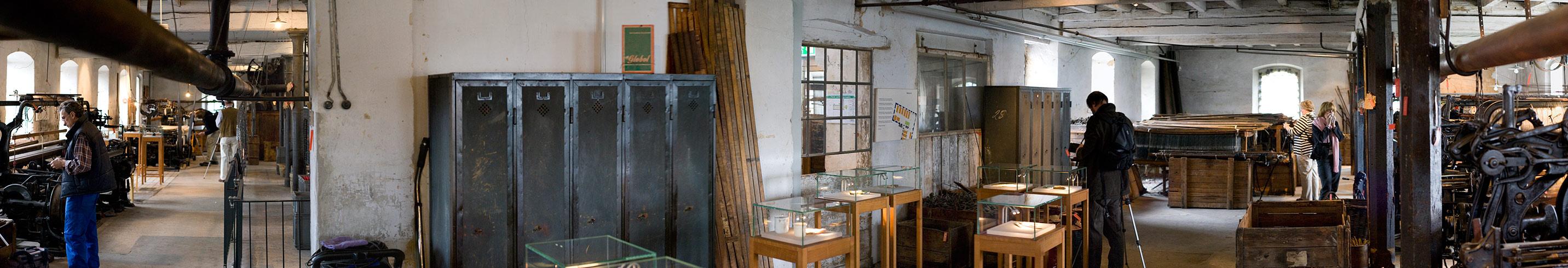 Fototour Alte Tuchfabrik Kuchenheim