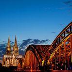 Fototour Köln - Kölner Dom - Blaue Stunde