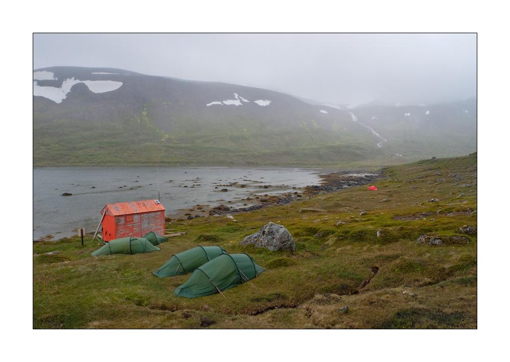 Fototrekking-Tour Hornstrandir