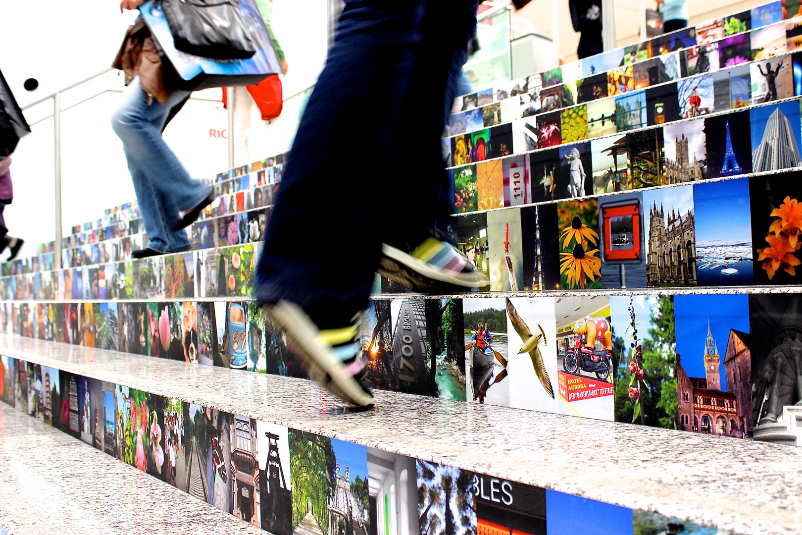 Fototreppe - photokina 2012