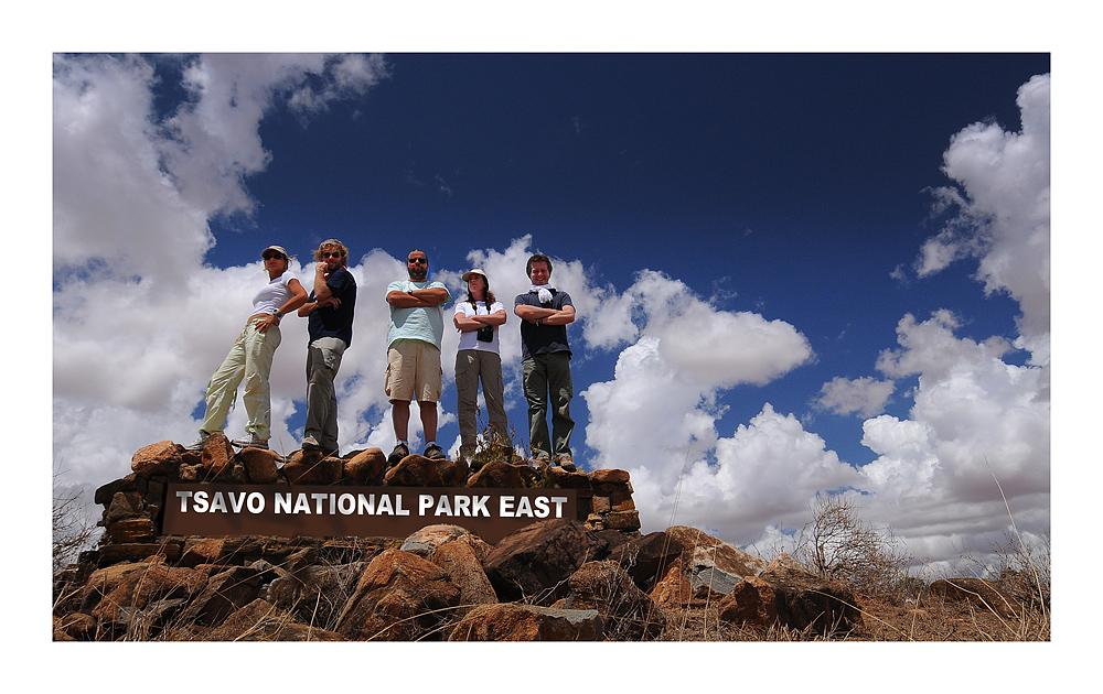 Fotoviaggio in Kenya, i partecipanti.