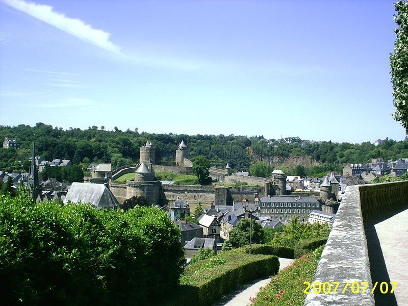 Fougères - Ile et Vilaine