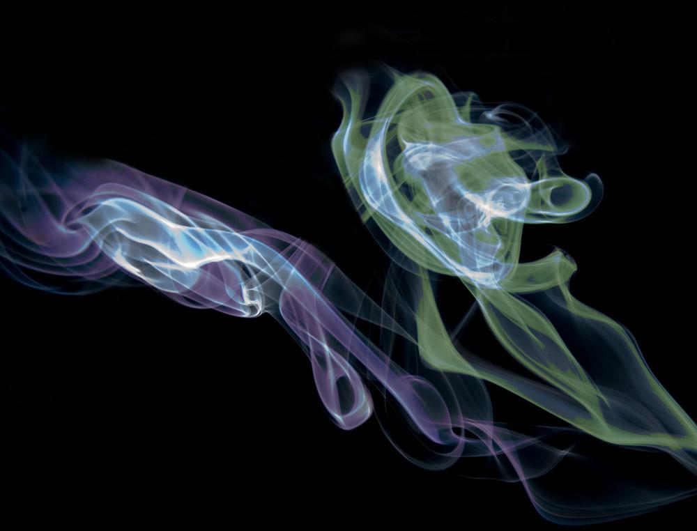 Foulard di fumo!