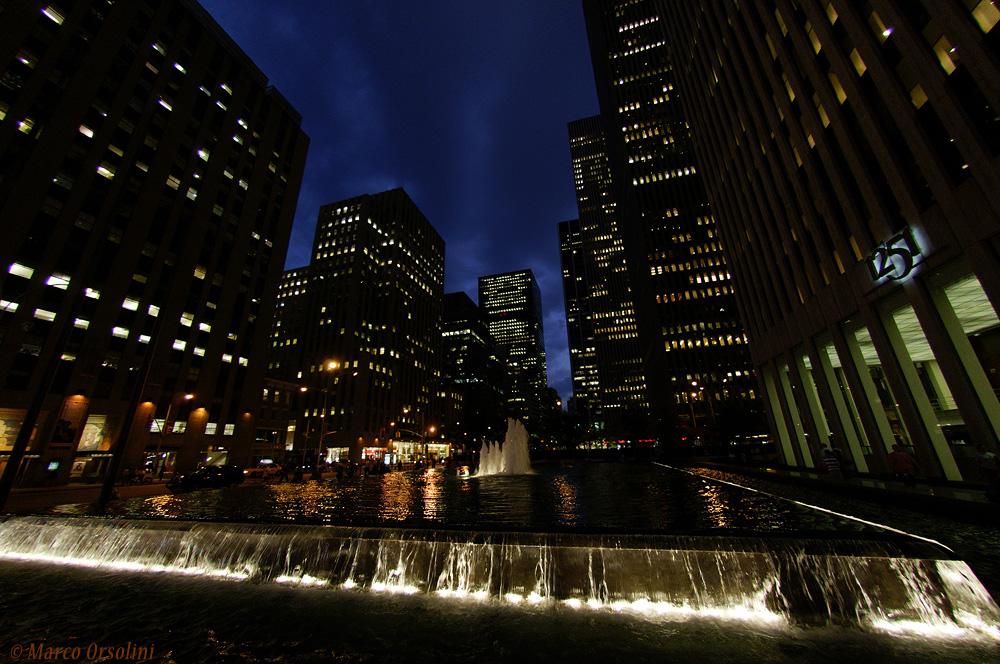 Fountain - N.Y.C. 2008
