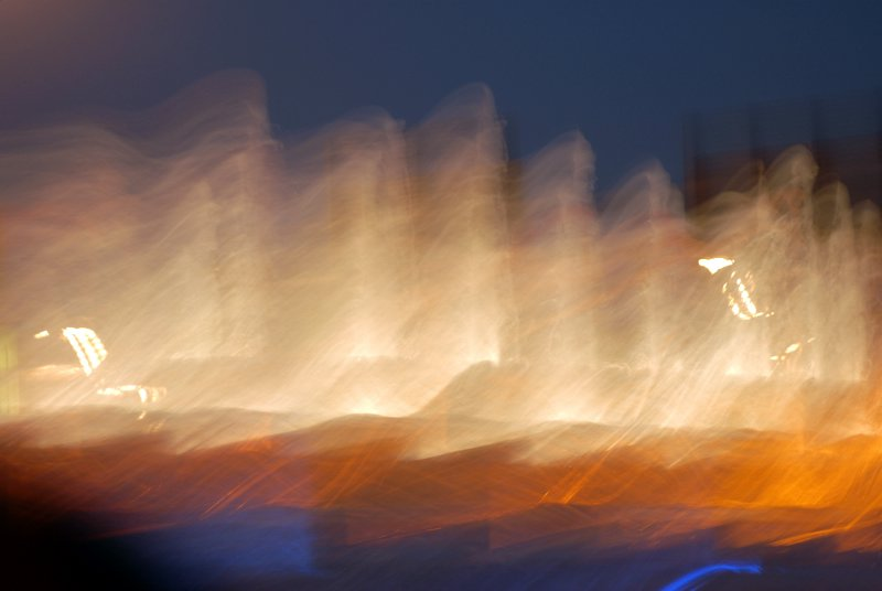 Fountain Of Lights.