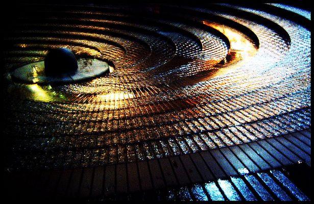 Fountain spiral