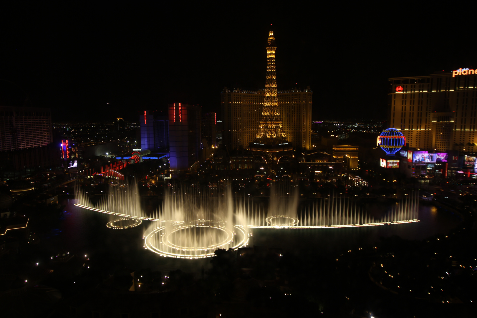 Fountain View Bellagio