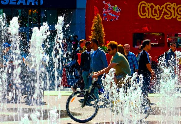 FOUNTAINS OF YOUTH