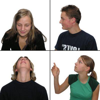 ...Four Faces...