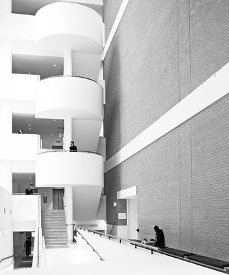 Four Students - British Library
