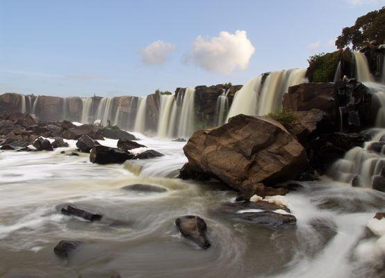 Fourteen Falls in Thika