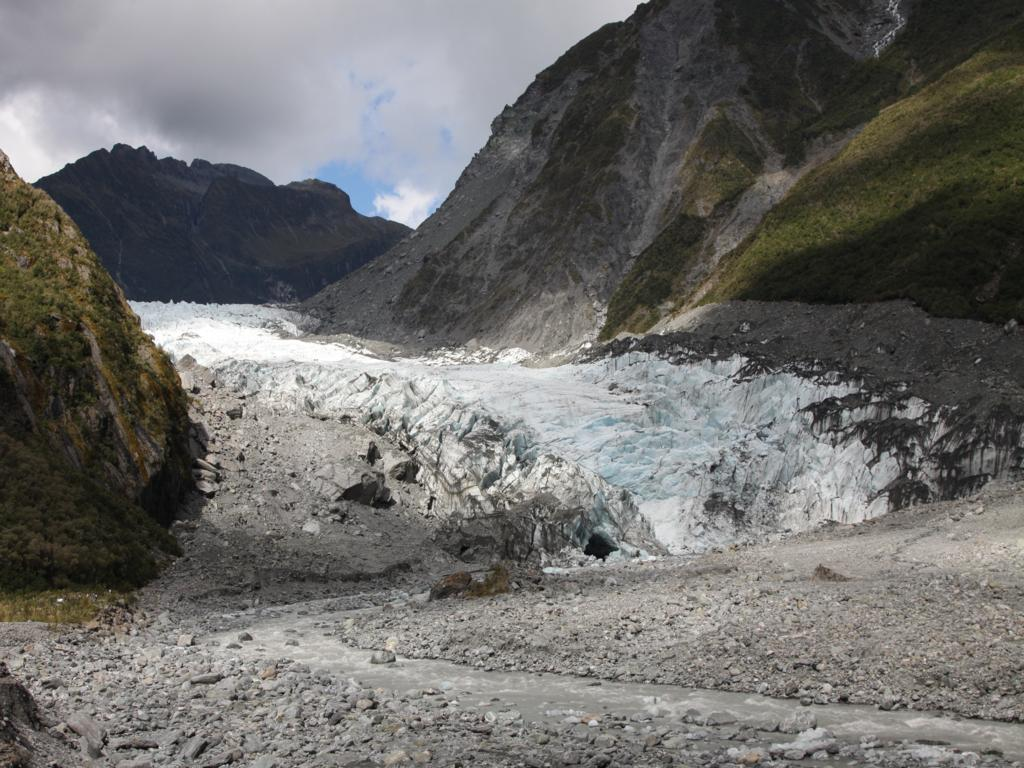 Fox Glacier (Neuseeland)