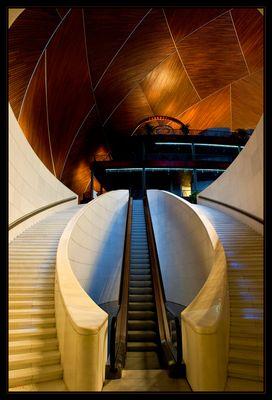 Foyer Grand Theater Peking