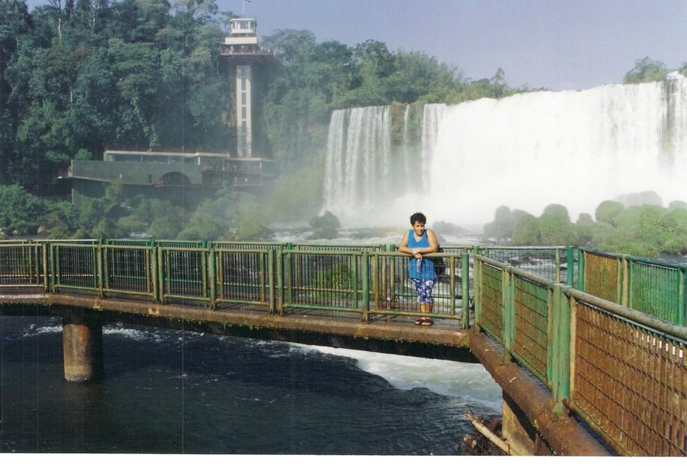 Foz do Iguaçu in Brasile