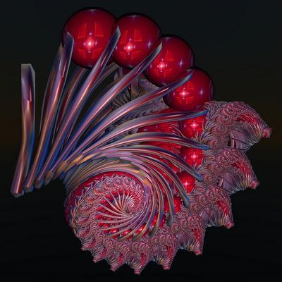 fractal spiralus