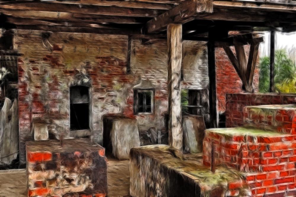Fractalius-Ruine