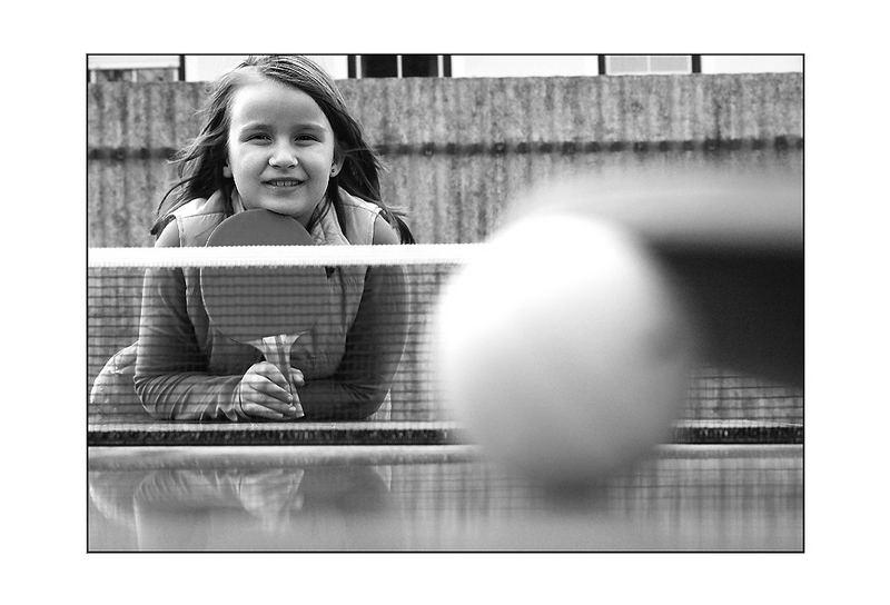 fräulein pong bleibt am ball!