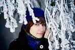 Fräulein Z. Gespür für Schnee