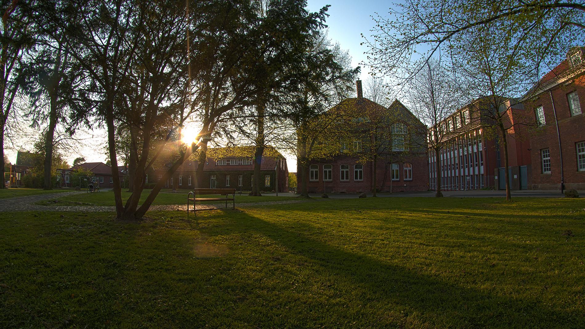 Fräuleinshof, Norden