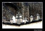 Fragmento del convento de Tepoztlán