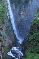Fragsburger Wasserfall