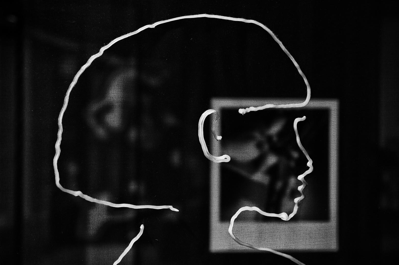 Framed Face