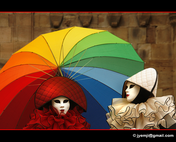 France. Carnaval Vénitien de Rosheim