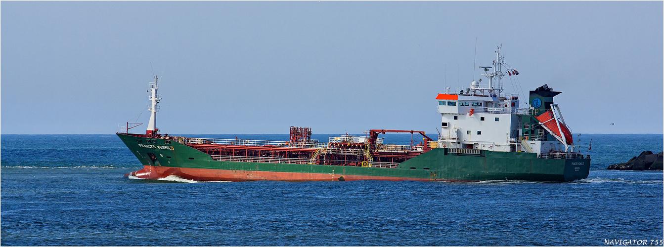 FRANCES WONSILO  / Tanker