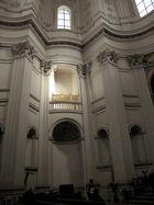 Francesco Borrominis weisse Raumgestaltung