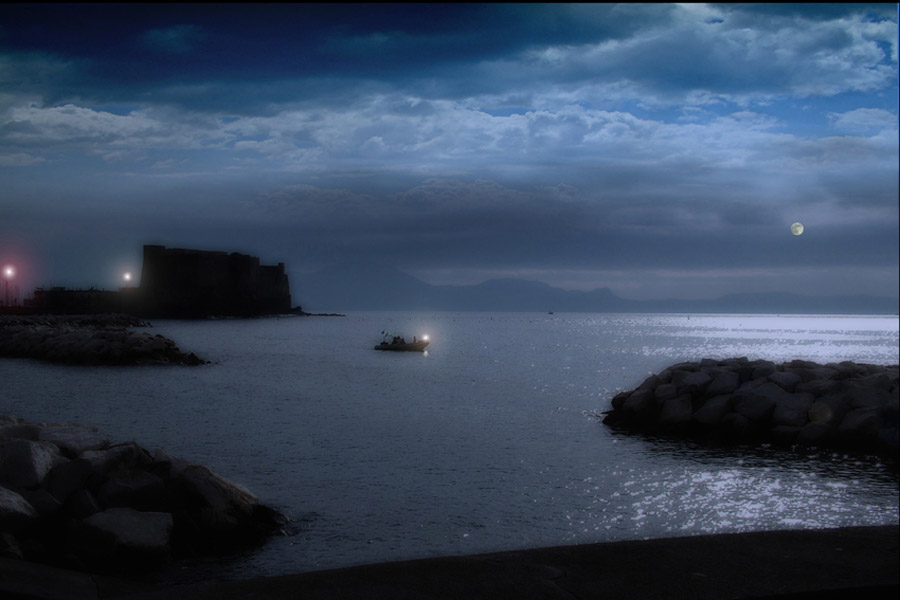 Francesco Margarita - Pesca notturna  -
