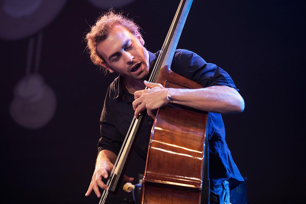 Francesco Ponticelli   Jazzfestival Saalfelden 2012
