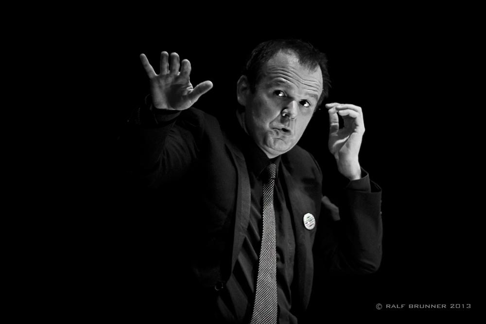 Francois-Xavier Roth / Donaueschinger Musiktage 2013