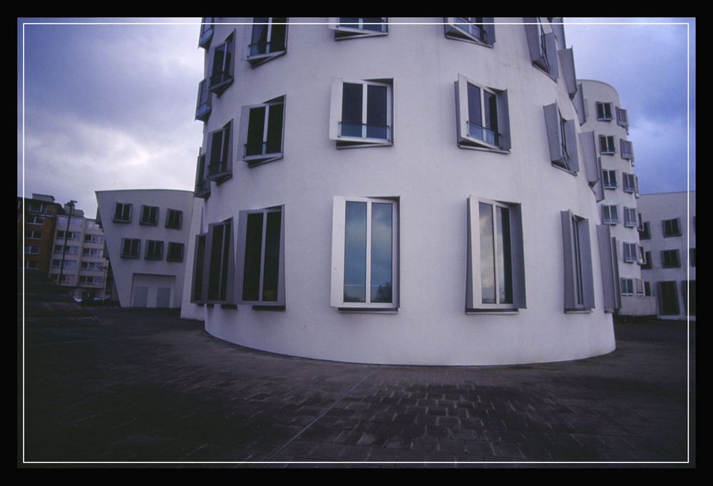 Frank Gehry in Duesseldorf