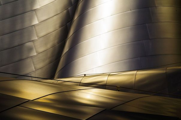 Frank Gehrys Disney Concert Hall in Los Angeles