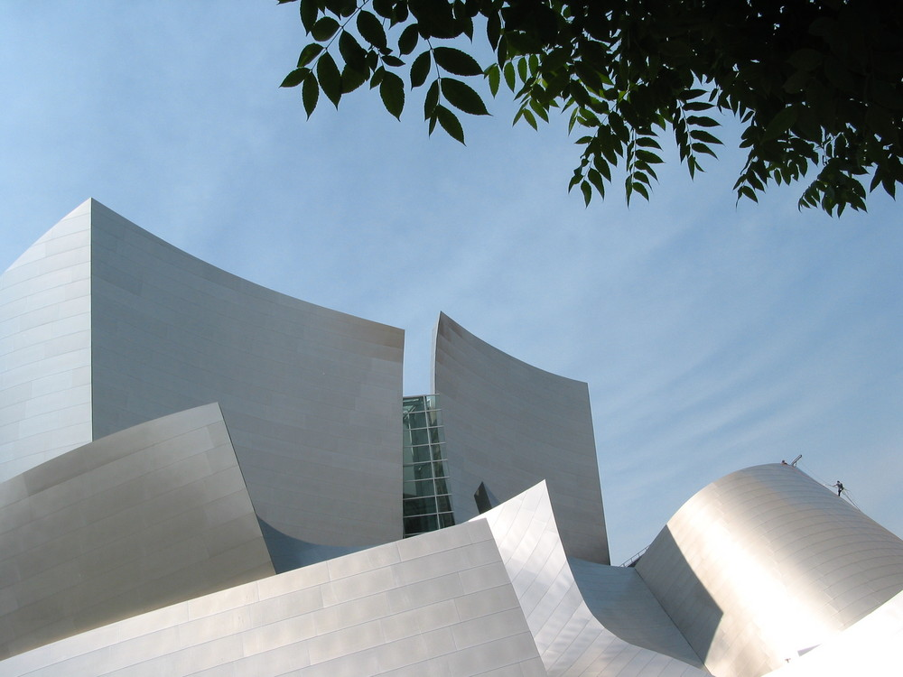 Frank O. Gehry at its best...