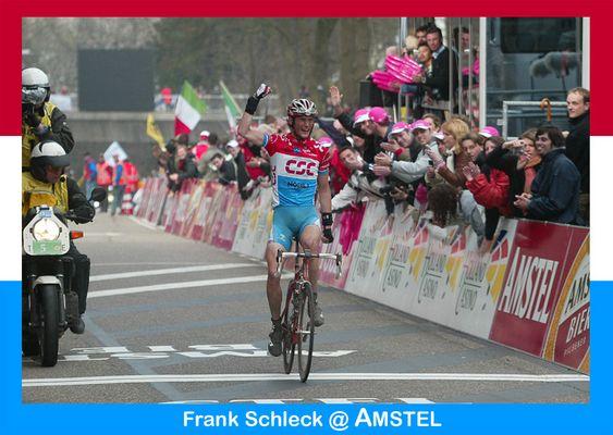 Frank Schleck gewinnt das niederländische Bierrennen