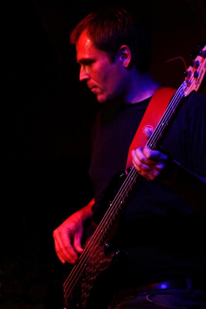Frank Stewen  Bass
