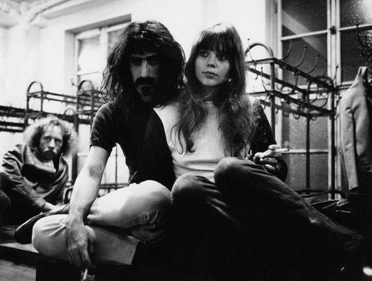 Frank Zappa, Frau 1966