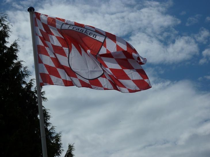 Franken-Fahne