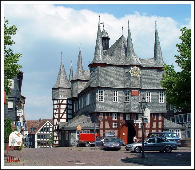 Frankenberg: Rathaus