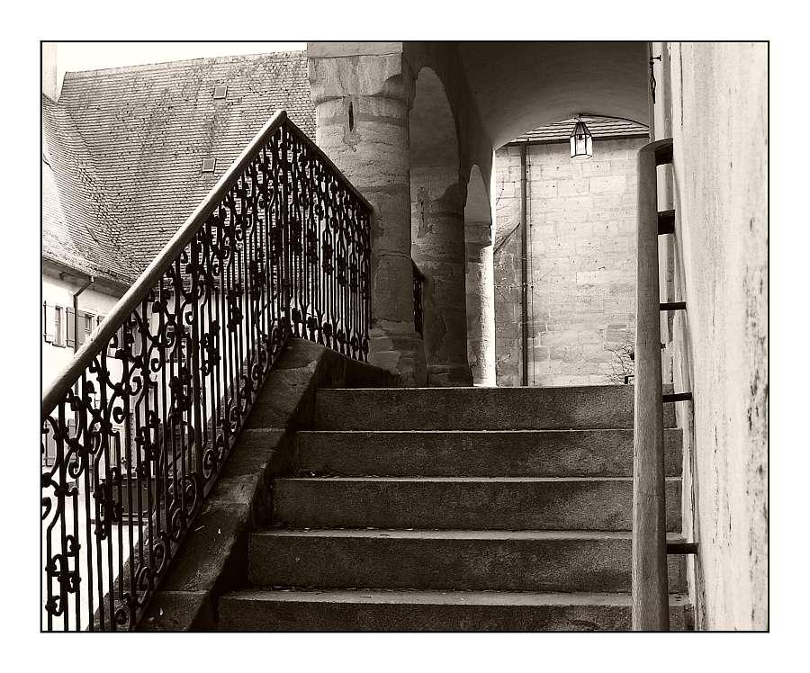 Frankens Treppen (Dinkelsbühl)