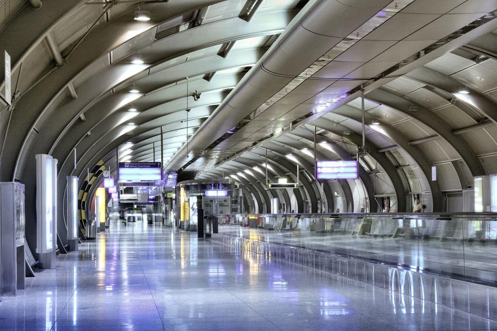 Frankfurt Airport, Fernbahnhof