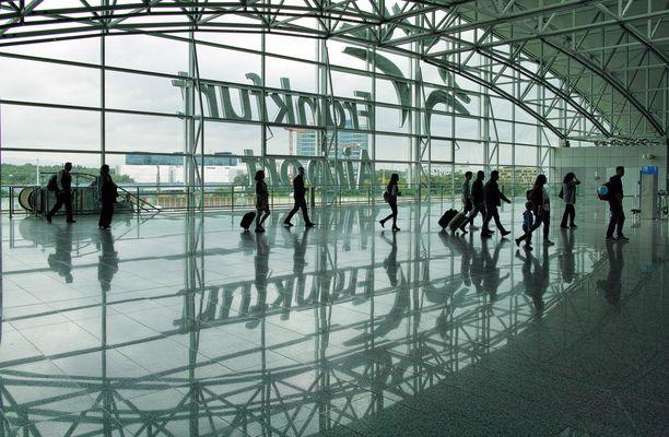 Frankfurt Airport - Terminal 2