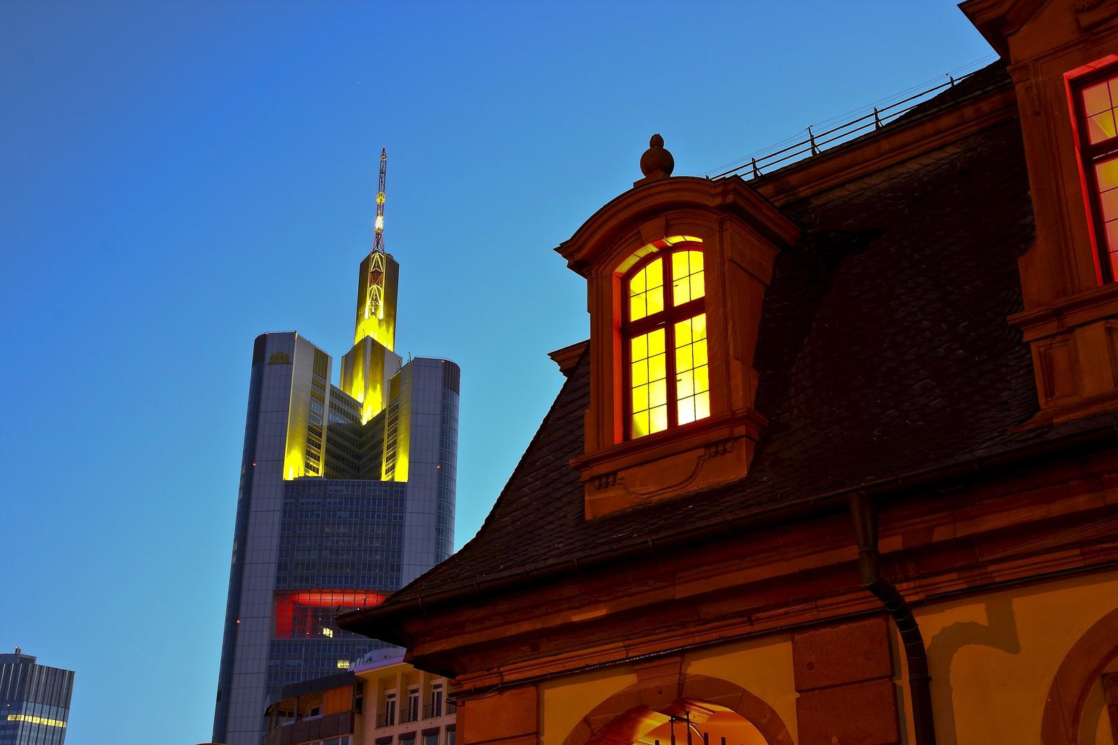 Frankfurt  Alt & Neu
